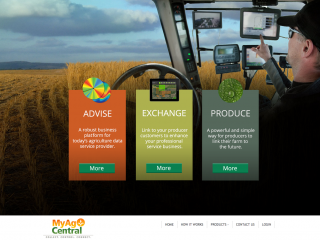 My Ag Central Website